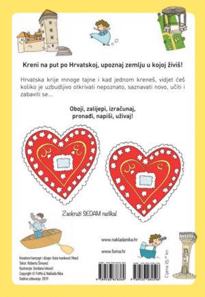 upoznaj hrvatsku knjiga za djecu