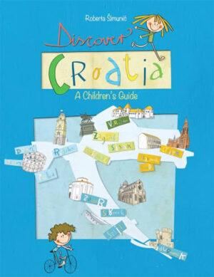discover croatia book
